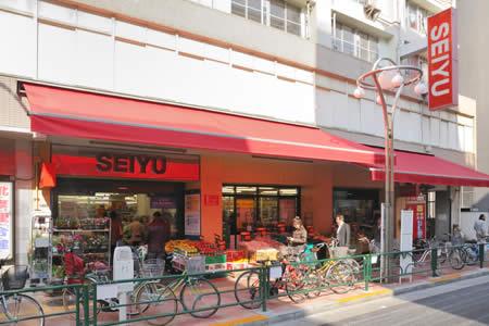 西友_高田馬場店