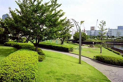天王洲公園