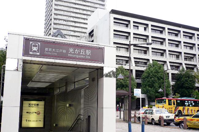 hikarigaoka_station