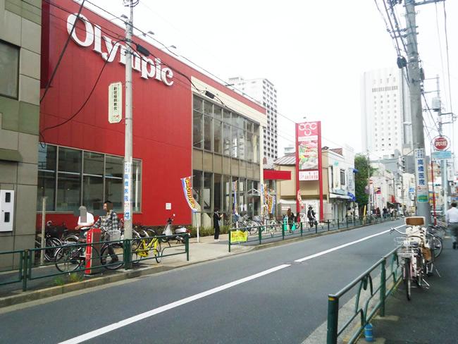 北新宿オリンピック店