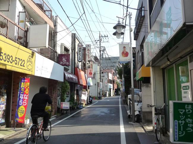 下石神井商店街