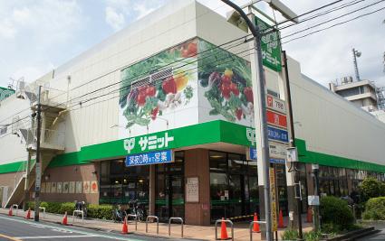 サミットストア 江戸川区役所前店
