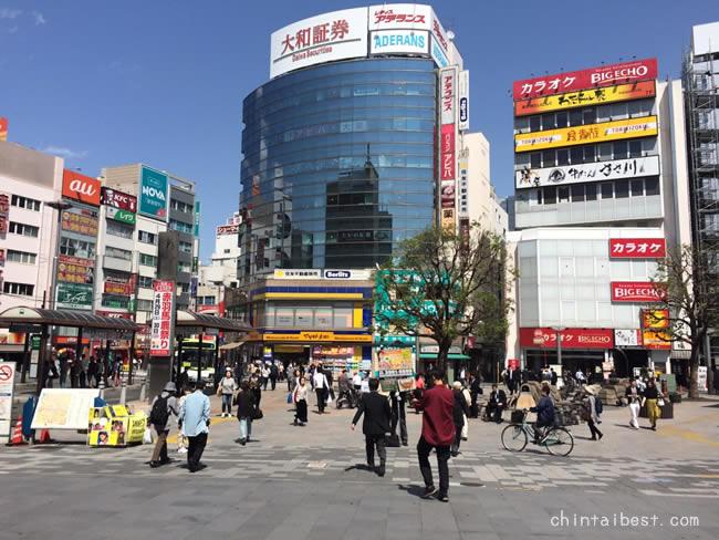 赤羽駅前周辺