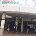 五反田駅の入口