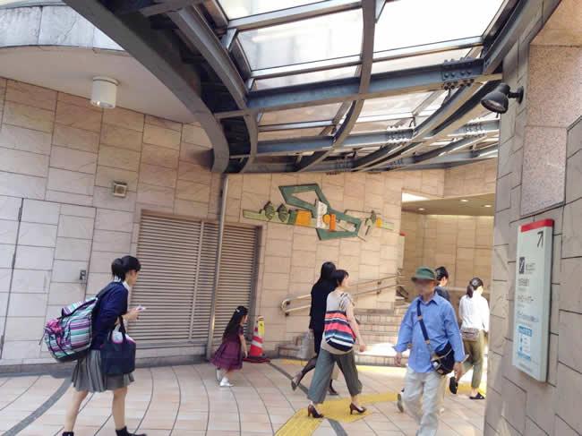 三軒茶屋駅周辺