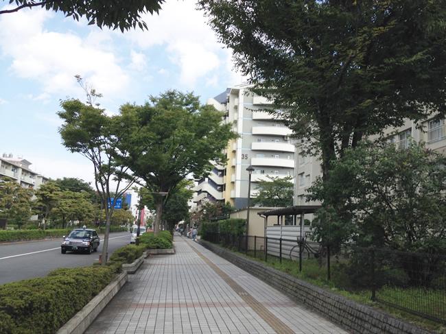 竹ノ塚団地エリア