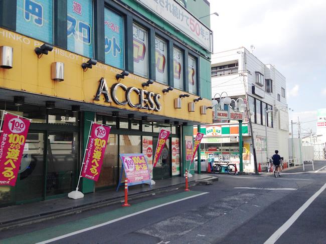 竹ノ塚のパチンコ