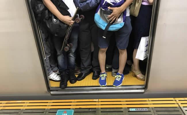 京浜東北線の混雑
