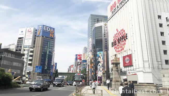 日本一の電気街