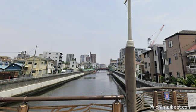 蒲田の住宅街