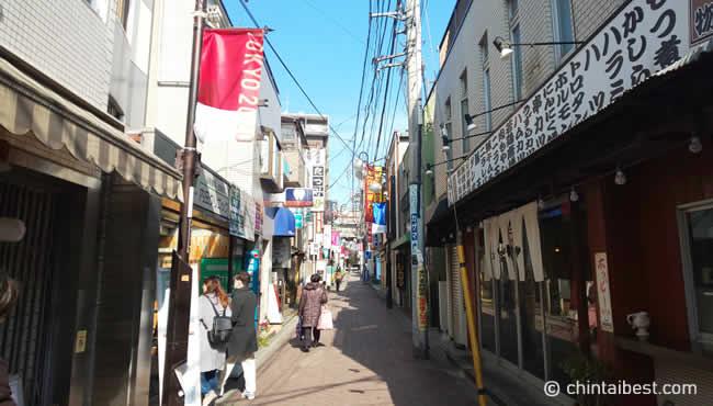 下高井戸商店街