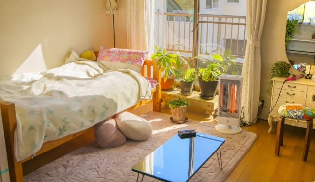 荻窪の部屋