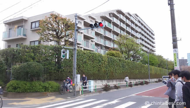 東武練馬にあるマンション